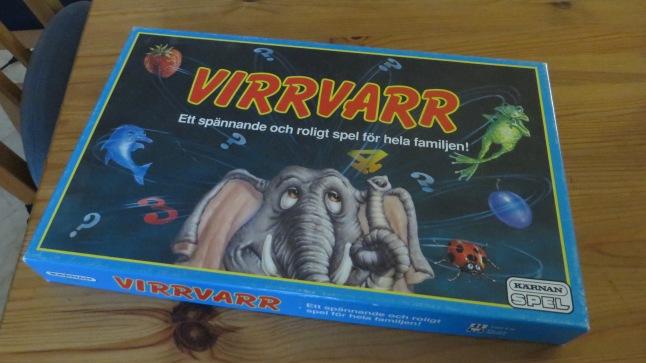 Virrvarr